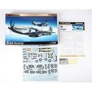 EDU82105 1/48 プロフィパック シリーズ ノースアメリカン P-51K ムスタング [組立式プラスチックモデル]