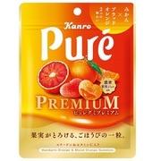 ピュレグミプレミアム みかん&ブラッドオレンジ 54g