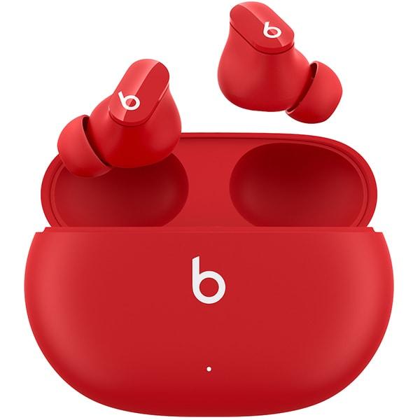 Beats Studio Buds(ビーツ スタジオ バッズ) ワイヤレスノイズキャンセリングイヤフォン Beatsレッド [MJ503PA/A]