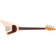 Fender (フェンダー)エレキベース Hama Okamoto Fender(R) Katana Bass, Rosewood Fingerboard, Olympic White