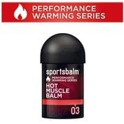 70-5501-50013 [スポーツバルム パフォーマンス ウォーミングシリーズ レッド3(Hot Muscle Balm)]