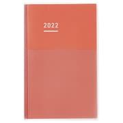 ニ-JD1R-22 [ジブン手帳DAYs2022 レッド]