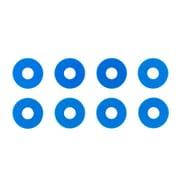 54573 [0.75mmホイールスペーサー ブルー 8枚]