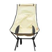 SMOFT002HBCa ベージュ [Alumi High-back Chair]