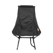 SMOFT002HBCa ブラック [Alumi High-back Chair]
