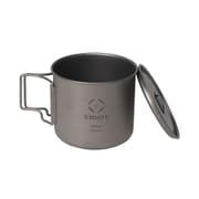 SMOrsUT001MWLa [Titanium Mug with Lid 550ml]