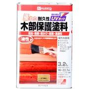 油性木部保護塗料 透明 3.2L