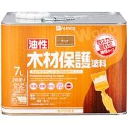 油性木材保護塗料 チーク 7L