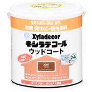 水性キシラデコール ウッドコート マホガニ 3.4L