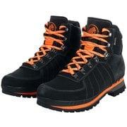 ヤトナ ツー ハイ ゴアテックス メン Yatna II High GTX Men 3030-04380 00533 black-orange UK9(27.5cm) [トレッキングシューズ メンズ]
