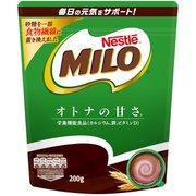 ネスレ ミロ オトナの甘さ 200g