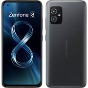 ZS590KS-BK128S8 [ZenFone 8(ゼンフォン エイト)/Android 11(ZenUI)/5.9インチ/メモリ8GB/ストレージ128GB/オブシディアンブラック/SIMフリースマートフォン]