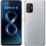 ZS590KS-SL128S8 [ZenFone 8(ゼンフォン エイト)/Android 11(ZenUI)/5.9インチ/メモリ8GB/ストレージ128GB/ホライゾンシルバー/SIMフリースマートフォン]