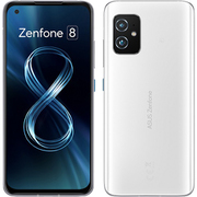 ZS590KS-WH256S16 [ZenFone 8(ゼンフォン エイト)/Android 11(ZenUI)/5.9インチ/メモリ16GB/ストレージ256GB/ムーンライトホワイト/SIMフリースマートフォン]