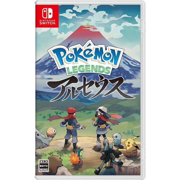 Pokemon LEGENDS アルセウス [Nintendo Switchソフト]