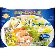 グルテンフリー フォー(米粉麺)シーフード味 袋麺 60g