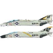 EDUD48093 1/48 F-4B ファントムII 米海軍デカール (タミヤ用) [プラモデル用品]