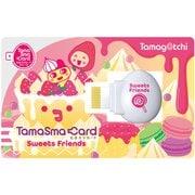 TamaSma Card (たまスマカード) スイーツフレンズ [対象年齢:6歳~]