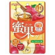 蜜果グミ りんごはちみつ味 34g