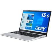 A315-35-A14U/S [Aspire 3/15.6型/Celeron N4500/メモリ 4GB/SSD 256GB/ドライブ無し/Windows 10 Home(64bit)/ピュアシルバー]