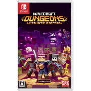 Minecraft Dungeons Ultimate Edition [Nintendo Switchソフト]