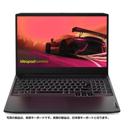82K2008BJP [Lenovo IdeaPad Gaming360/15.6型/AMD Ryzen 5 5600H/NVIDIA GeForce RTX 3050 Laptop GPU/メモリ16GB (8GB×2)/SSD512GB (PCIe NVMe/M.2)/Windows 10 Home 64bit (日本語版)/NonOffice /シャドーブラック]