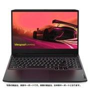 82K2008DJP [Lenovo IP Gaming360/15.6型/AMD Ryzen 7 5800H/NVIDIA GeForce RTX 3050Ti Laptop GPU/メモリー16GB (8GB×2)/SSD512GB (PCIe NVMe/M.2/Windows 10 Home 64bit (日本語版)/NonOffice /シャドーブラック]