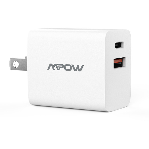 PA232A [PD20W出力Type-C+USB-A2ポート]
