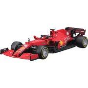18-36828L 1/43 フェラーリ SF21 2021 No.16 C.ルクレール クリアケース [ダイキャストミニカー]