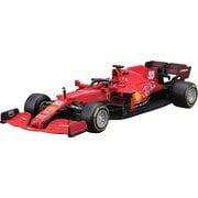 18-36828S 1/43 フェラーリ SF21 2021 No.55 C.サインツ Jr クリアケース [ダイキャストミニカー]