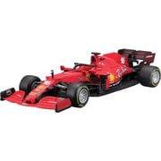 18-36829L 1/43 フェラーリ SF21 2021 No.16 C.ルクレール ウィンドウパッケージ ドライバー無 [ダイキャストミニカー]