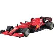 18-36829S 1/43 フェラーリ SF21 2021 No.55 C.サインツ Jr ウィンドウパッケージ ドライバー無 [ダイキャストミニカー]
