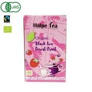 ハルプティ 有機フェアトレード フォレストベリー紅茶(ティーバッグ)40g(2gx20袋)