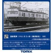 HO-6022 HOゲージ完成品 クモニ83-0形(横須賀色)(M) [鉄道模型]