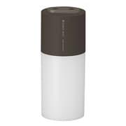 GH-PHWC-BR [ポータブル充電式加湿器 ダブルミスト USB充電対応 ブラウン]