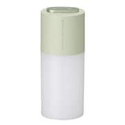 GH-PHWC-GR [ポータブル充電式加湿器 ダブルミスト USB充電対応 グリーン]
