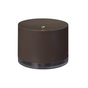 GH-PHNA-BR [ポータブル充電式加湿器 ナイトライト機能 USB充電対応 ブラウン]