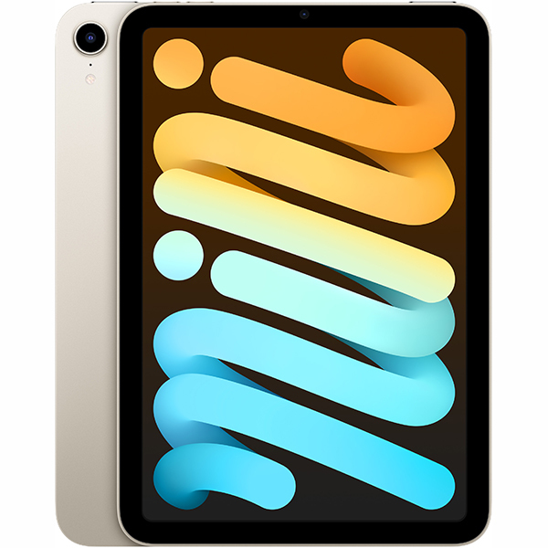 iPad mini(第6世代) 8.3インチ Wi-Fi 64GB スターライト [MK7P3J/A]