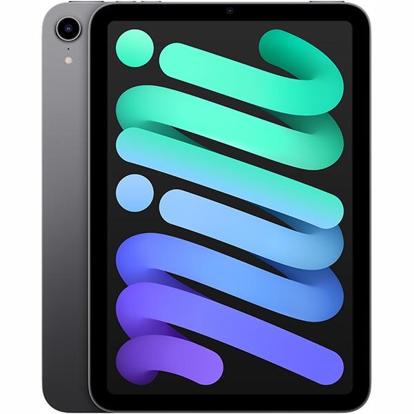 iPad mini(第6世代) 8.3インチ Wi-Fi 256GB スペースグレイ [MK7T3J/A]
