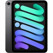 iPad mini(第6世代) 8.3インチ 256GB スペースグレイ SIMフリー [MK8F3J/A]