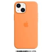 MagSafe対応iPhone 13 mini シリコーンケース マリーゴールド [MM1U3FE/A]