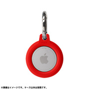 iFace Reflection AirTagケース レッド