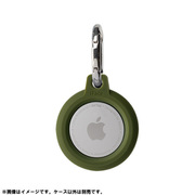 iFace Reflection AirTagケース カーキ