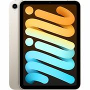 アップル iPad mini(第6世代) Wi-Fi+Cellularモデル 64GB スターライト