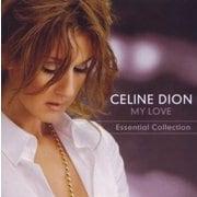 CELINE DION/MEGABEST:MY LOVE ESSENTIAL COLLECT [輸入盤CD]