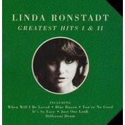 LINDA RONSTADT/MEGABEST:GREATEST HITS 1&2 [輸入盤CD]