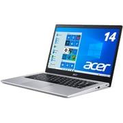 A514-54-A58Y/KF [Aspire 5 14.0型/Core i5-1135G7/メモリ 8GB/SSD 512G/ドライブ無し/Windows 10 Home 64ビット/Office Home & Business 2019/チャコールブラック]