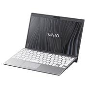VJS12490211W [VAIO ノートパソコン SX12/12.5型ワイド/Core i7-1195G7/インテル Iris Xe グラフィックス/第四世代ハイスピードSSD(NVMe)512GB/メモリ 16GB/Windows 11 Pro 64ビット/Office Home & Business 2021/ファインホワイト]