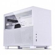 Q58W4 PCIE 4.0 White [Mini-ITXケース]