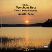 シベリウス:交響曲第2番,フィンランディア&カレリア組曲